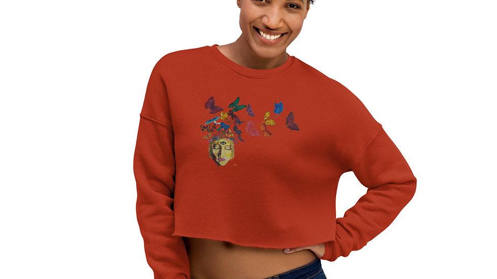 arTully - Women's Crop Sweatshirt