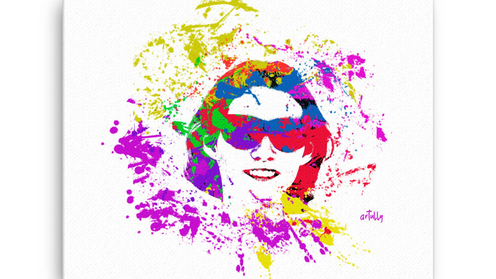 arTully - Evita Sunnies Canvas, available in various sizes