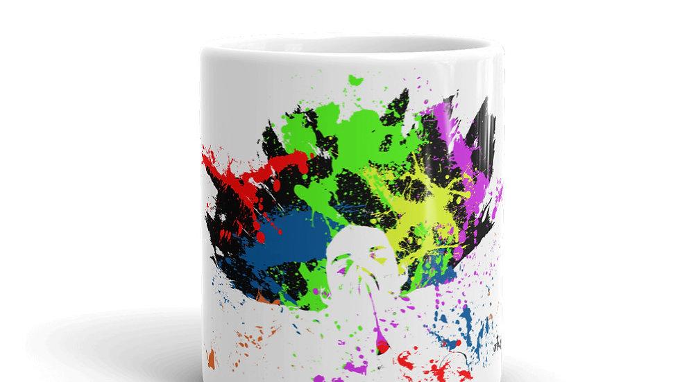 arTully - Splatter Mug