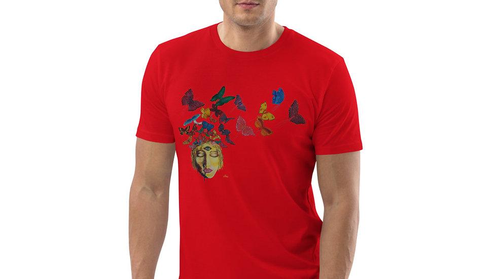 arTully - Freedom Men's Organic Cotton T-Shirt