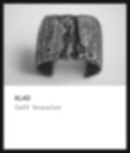 cuff bracelet / Klao