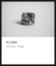 Silver ring / El djem