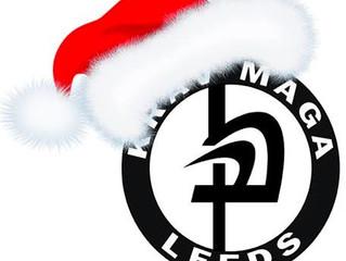 Krav Maga Leeds Christmas Drinks 2019.!!!