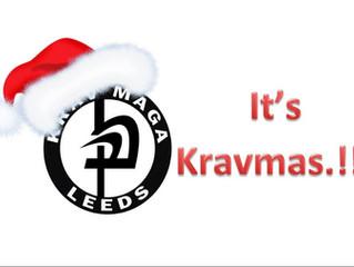 Krav Maga Leeds has officially broken up for Christmas.!!