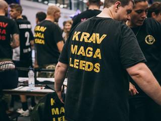 Krav Maga Leeds At Leeds Beckett Freshers Fair