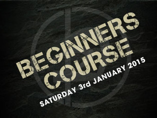 Krav Maga Beginner Course - Sat Jan 3rd 2015