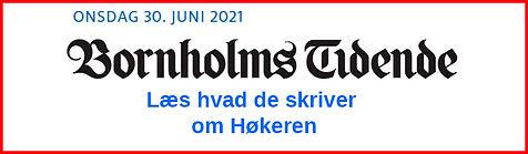 Artikel om Aarsdale Høkeren
