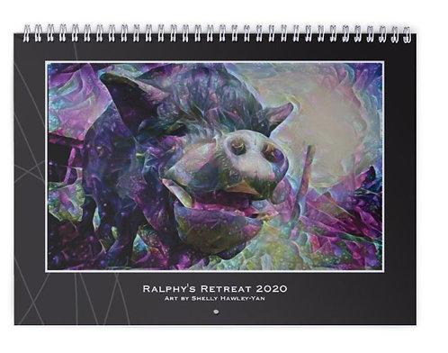 2020 Ralphy's Art Calendar