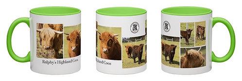 Cows of Ralphy's Mug