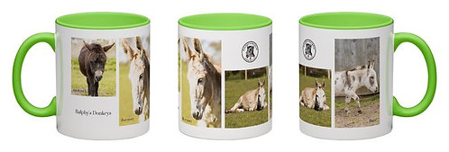 Donkeys of Ralphy's Mug