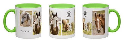 Horses of Ralphy's Mug