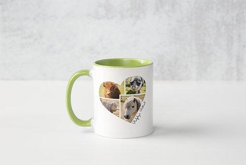 Ralphy's Heart Mug