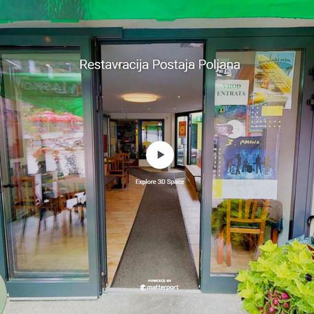 Restavracija Postaja Poljana