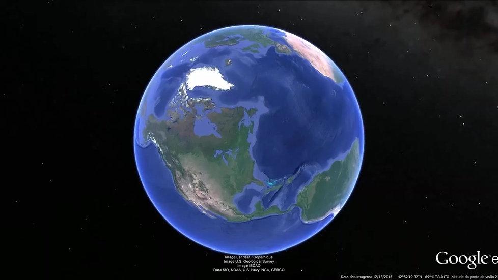 360 virtualni sprehod na Google Street