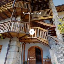 Apartmaji Tonkli
