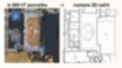 3D skeniranje za 2Dnačrt