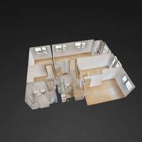 4 sobno novo stanovanje Novo mesto