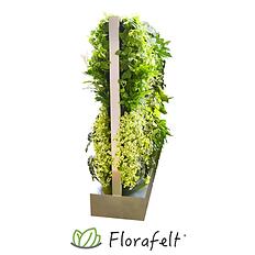 FlorafeltRecirc33DoubleSidedFreeStanding