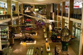 Lockheed Electra London Science Museum