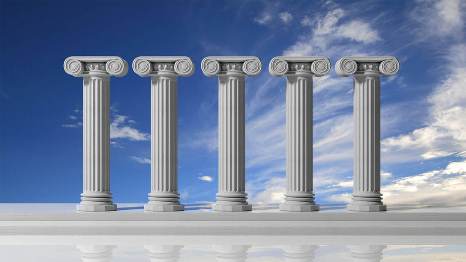 You'll be amazed at these Five Pillars of Internal Communication...