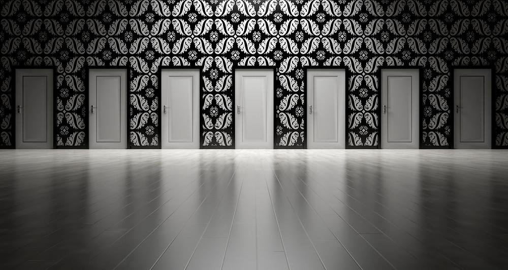 multiple doors SEO choices