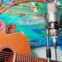 Learn in the private setting of my home studio.
