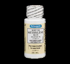 Bottle of Methylene Blue