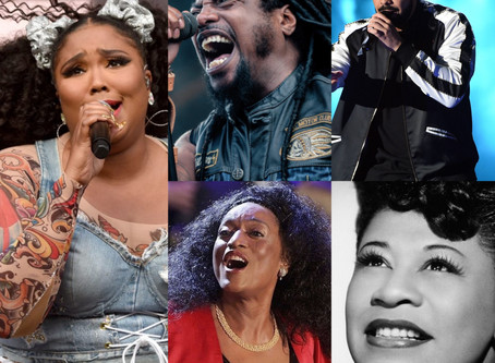 5 Singers To Celebrate For Black History Month