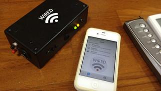 Wi-Fi IR Remote