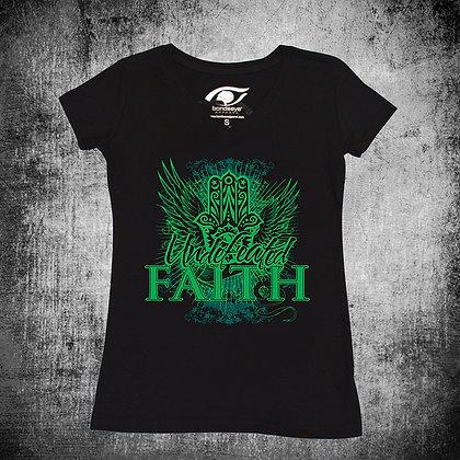 """""""UNDEFEATED FAITH"""" (GRN)"""