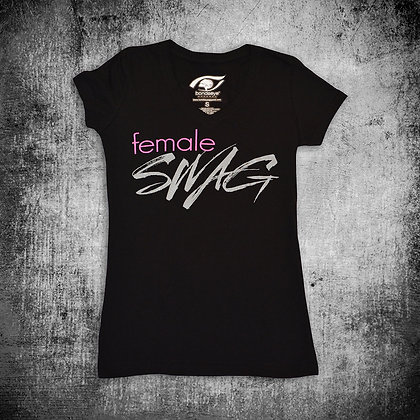 """FEMALE SWAG"" (BLK)"