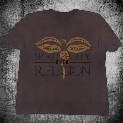 """SPIRITUALITY OVER RELIGION"""