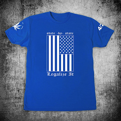 """""""STATE-BY-STATE"""" (BLUE)"""