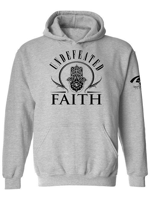 Undefeated Faith Hoodie