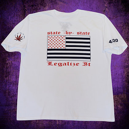 """""""STATE-BY-STATE"""" (WHT)"""