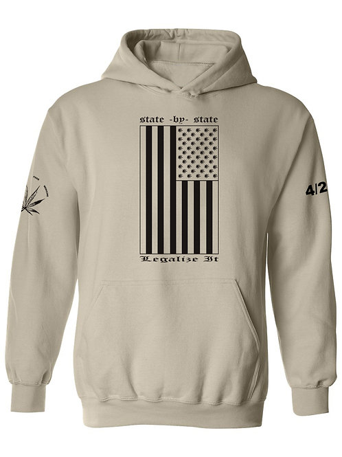 State by State Hoodie