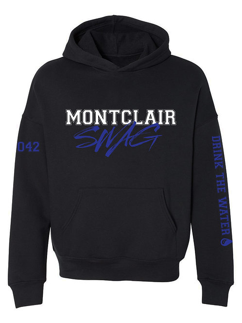 Montclair Swag Fashion Hoodie