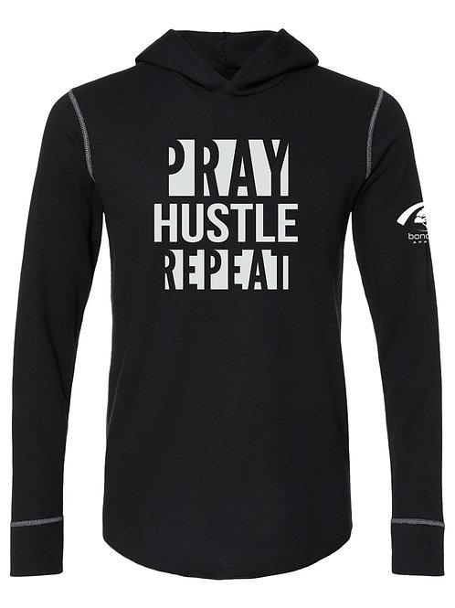 Pray Hustle Repeat Thermal