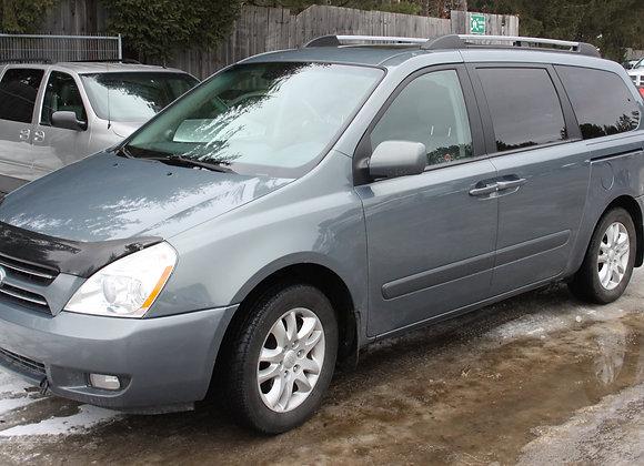2007 Kia Sedona Ex