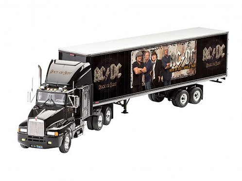 """Truck & Trailer """"AC/DC"""" Limited Edition"""