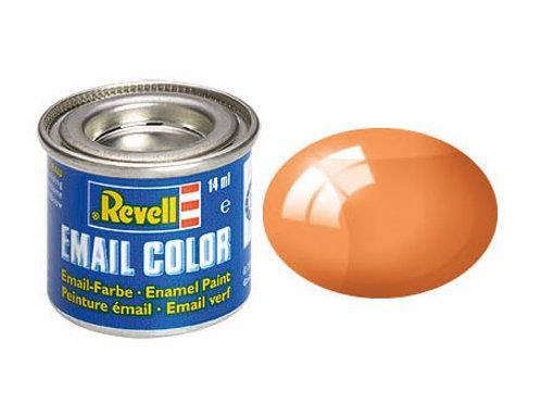 Email Color Orange, klar, 14ml