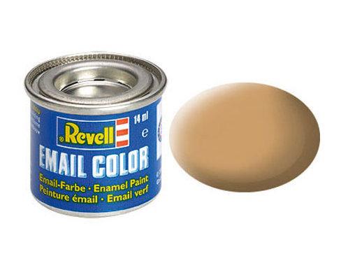 Email Color Afrikabraun, matt, 14ml