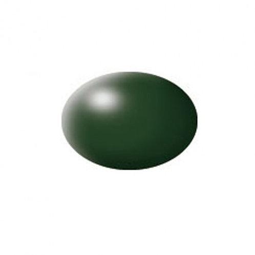 Aqua Color Dunkelgrün, seidenmatt, 18ml