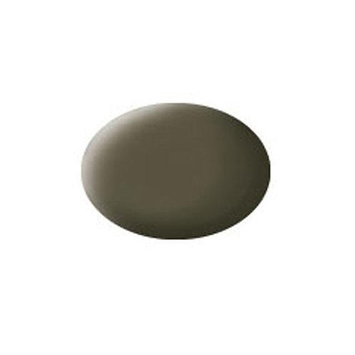 Aqua Color NATO-Oliv, matt, 18ml, RAL 7013
