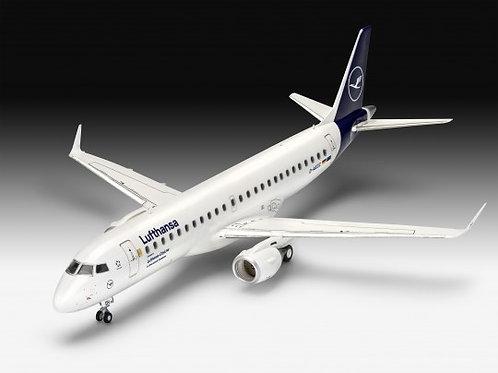 "Embraer 190 Lufthansa ""New Livery"""