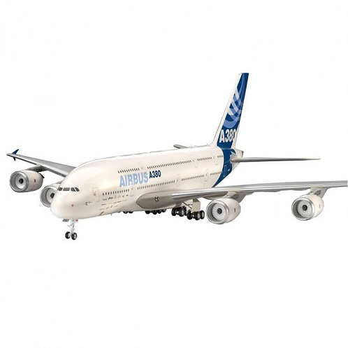 Airbus A380 New Livery