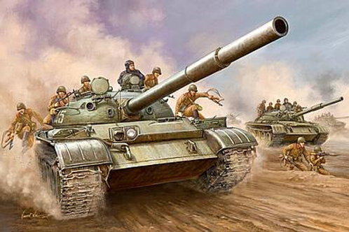 1/35 T-62 Main Battle Tank Mod1962