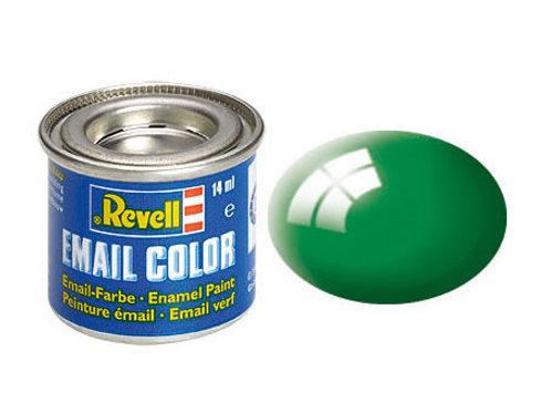 Email Color Smaragdgrün, glänzend, 14ml, RAL 6029
