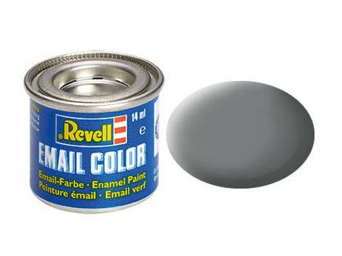 Email Color Mausgrau, matt, 14ml, RAL 7005