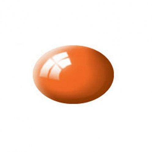 Aqua Color Orange, glänzend, 18ml